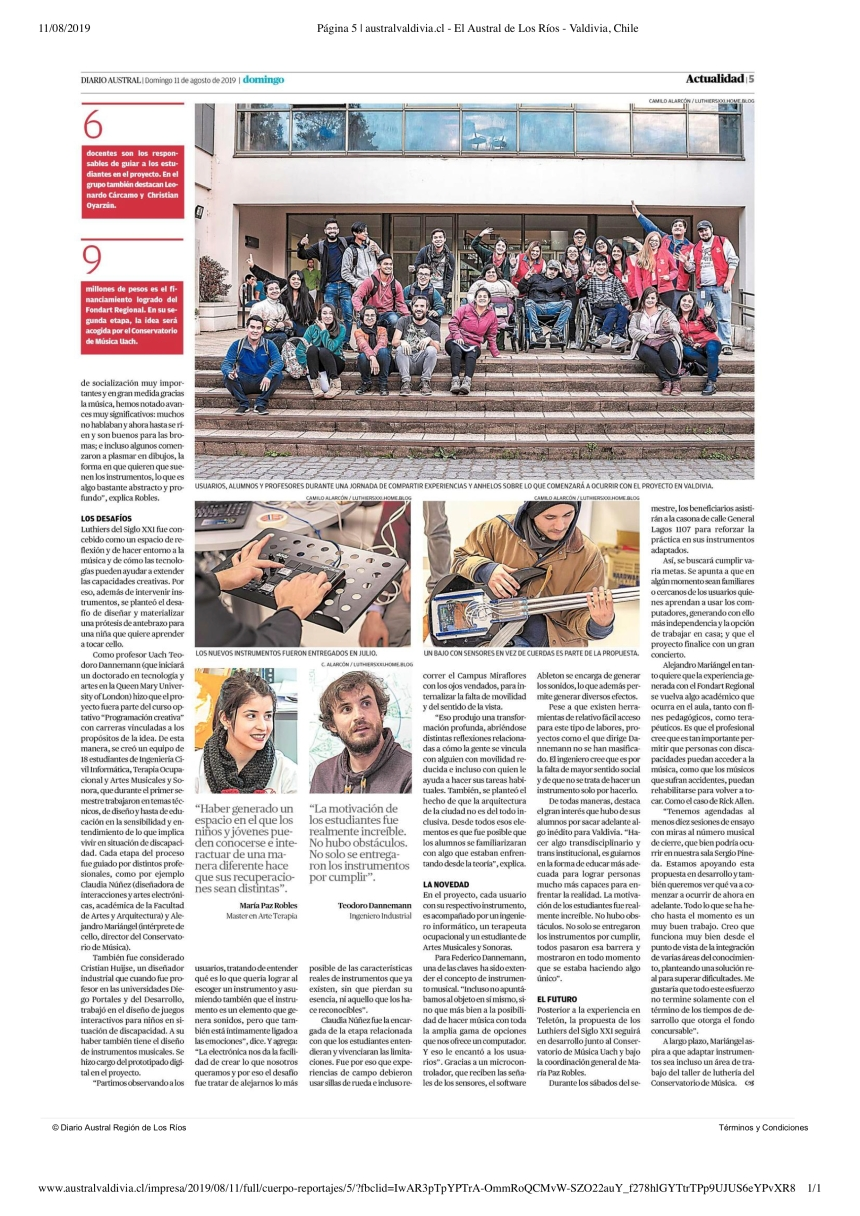 Página 5 | australvaldivia.cl - El Austral de Los Ríos - Valdivia, Chile copy